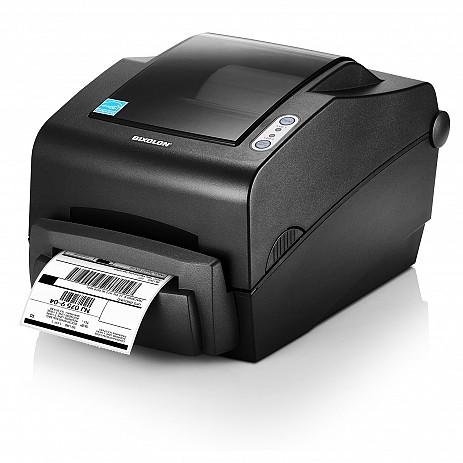 Ứng dụng: Dùng cho các cửa hàng,các shop thời trang, siêu thị mini,phòng khám, bệnh viện - SLP-TX400 là máy in nhãn truyền nhiệt trực tiếp BIXOLON cho in ấn rộng 4 inch. - Máy in nhãn chất lượng cao này có tốc độ in nhanh lên đến 178mm / sec (7ips) và khả năng tương thích cao dựa trên hỗ trợ thi đua hoàn hảo. - Các máy in nhãn SLP-TX400 có chức năng Smart Media Detection tự động nhận ra các loại khác nhau của các nhãn khi tải nhãn